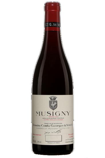 Domaine Comte Georges de Vogüé Musigny Grand Cru Musigny Vieilles Vignes