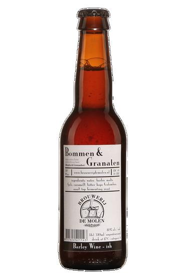 De Molen Bommen & Granaten Barley Wine