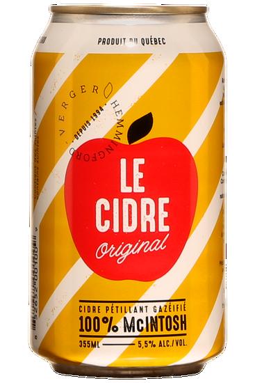 Verger Hemmingford Le Cidre Original
