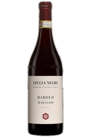 Serradenari Giulia Negri Barolo Marassio