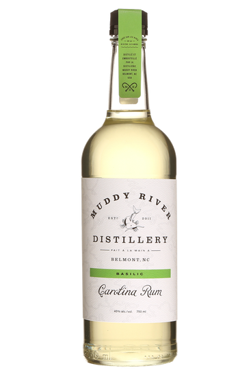 Muddy River Basil Carolina Rum