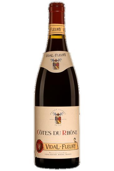 Vidal-Fleury Côtes-du-Rhône