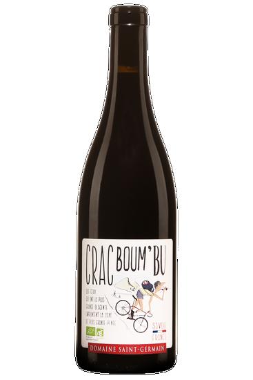 Domaine Saint-Germain Vin de Savoie Crac Boum Bu