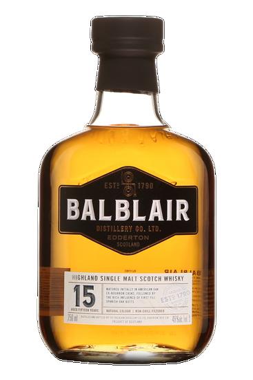 Balblair 15 ans Highland Single Malt