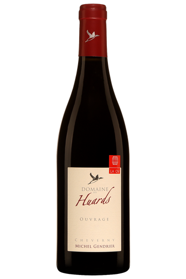 Domaine des Huards Cheverny Ouvrage