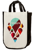 4-bottle polypropylene reusable bag Image