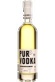 Pur Vodka Série Autographe Le Château Frontenac Arômatisée Miel Urbain et Safran Image