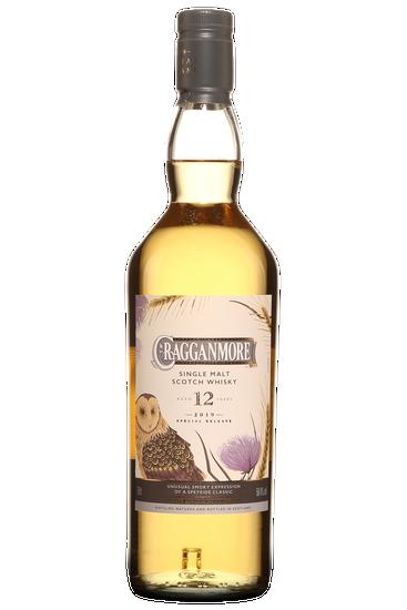 Cragganmore 12 Ans Speyside Smokey Single Malt Scotch Whisky
