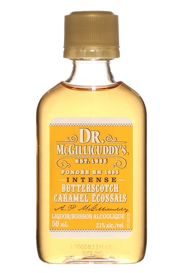 Dr. McGillicuddy's Butterscotch Caramel Écossais