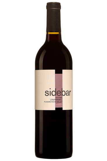 Sidebar Zinfandel Russian River Valley