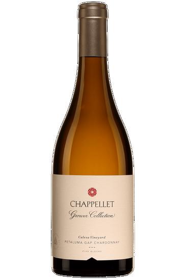 Chappellet Grower Collection Calesa Vineyard Chardonnay Sonoma Valley