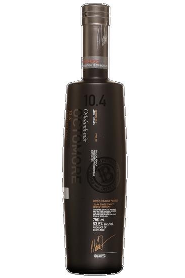 Bruichladdich Octomore 10.4 Islay Single Malt Scotch Whisky