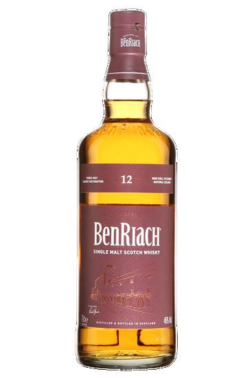 BenRiach 12 Ans Sherry Matured Speyside Single Malt Scotch Whisky
