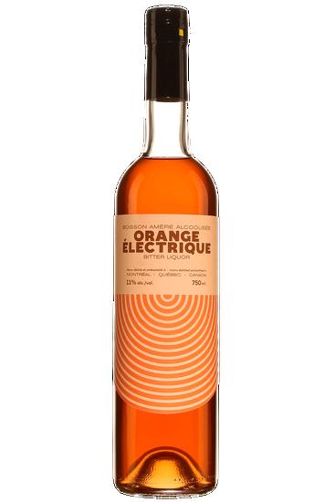 Distillerie de Montréal Orange Électrique