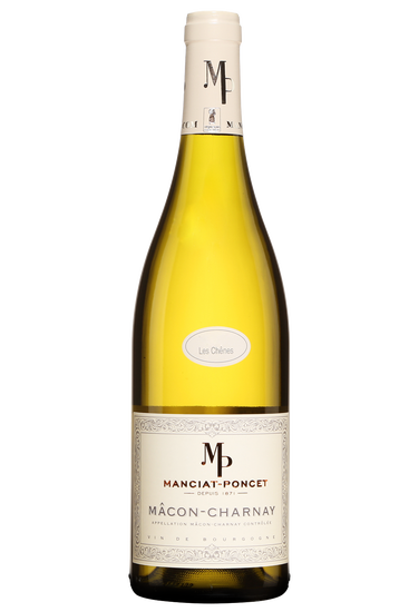 Manciat-Poncet Mâcon-Charnay Les Chênes