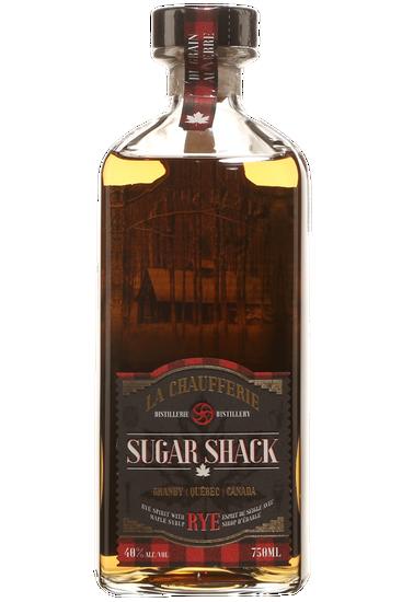 Distillerie de La Chaufferie Sugar Shack