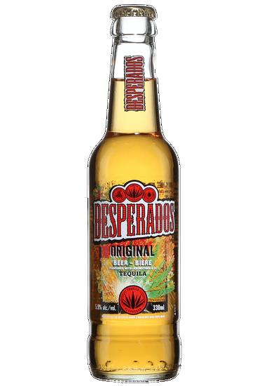 Desperados Bière Aromatisée à la Téquila