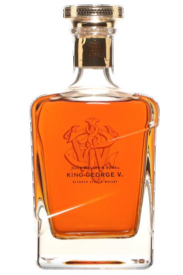 John Walker & Sons King George V Lowlands Blended Scotch Whisky