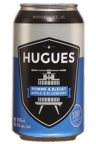 Domaine de Lavoie Hugues Pomme et Bleuet
