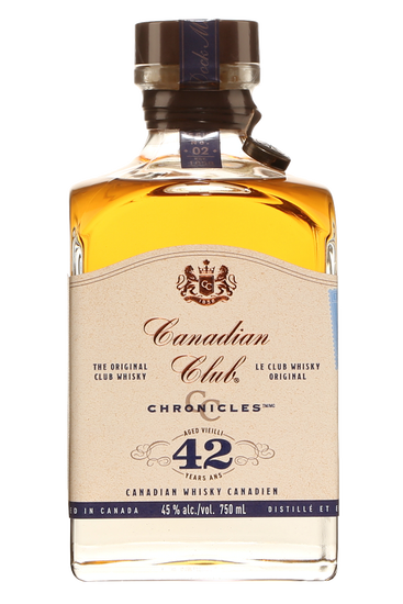 Canadian Club 42 Ans Chronicles Édition No.2