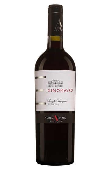 "Alpha Estate Xinomavro Single Vineyard ""Hedgehog"""