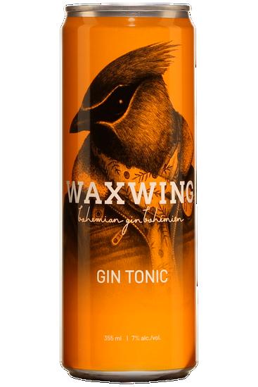 Artist in Residence Waxwing Bohemian Gin & Tonic