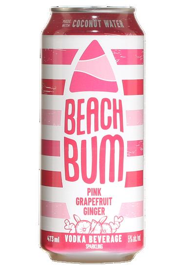 Beach Bum Pamplemousse Rose et Gingembre