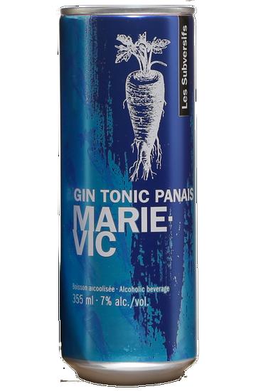 Les Subversifs Marie-Vic Gin Tonic Panais