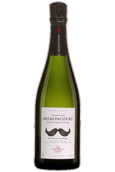 Champagne Brimoncourt Brute Moustache