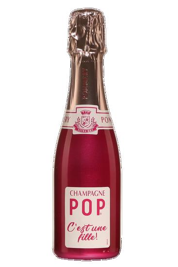 Pommery POP C'est une Fille !