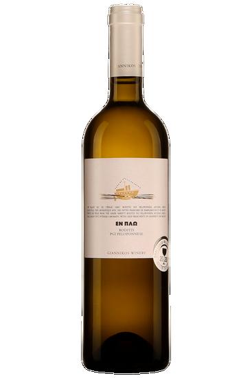 Giannikos Winery Roditis At Sea Peloponnese
