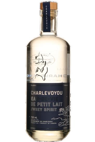 Charlevoyou Eau-de-Vie de Petit-Lait