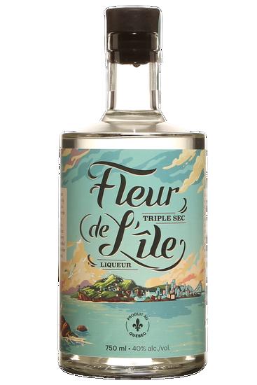 Distillerie Oushkabé La Fleur de l'Île Triple Sec