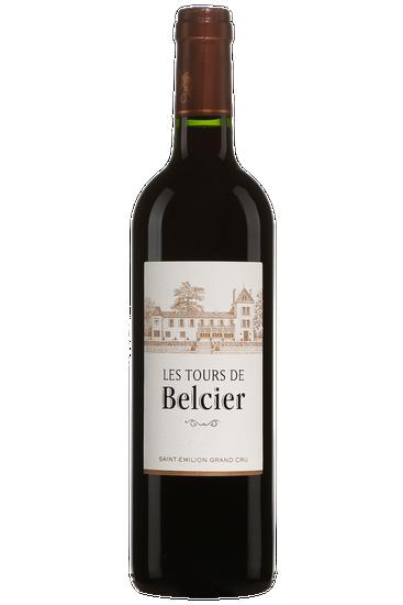 Les Tours de Belcier Saint-Émilion Grand Cru