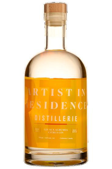 Distillerie Artist in Residence Gin Aux Agrumes