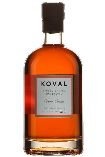 Koval Single Barrel Four Grain