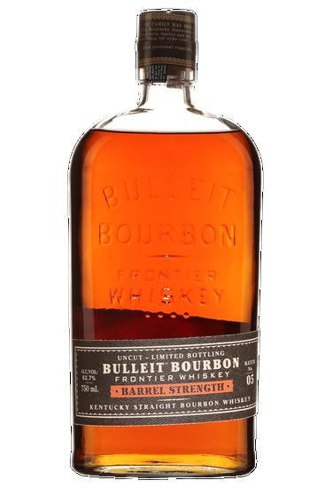 Bulleit Barrel Strength Bourbon