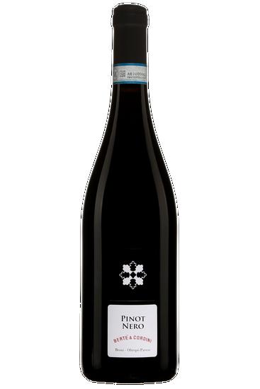 Berte & Cordini Pinot Nero dell Oltrepo Pavese