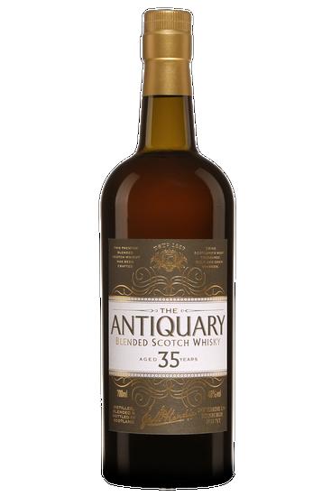 The Antiquary 35 Ans Highlands Blended Malt Scotch Whisky