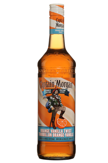 Captain Morgan Tourbillon Orange-Vanille