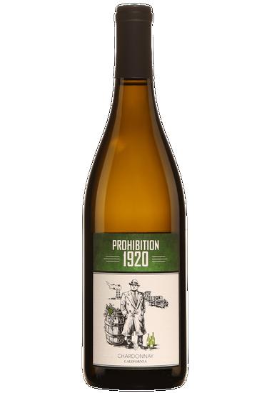 Forbidden Cellars Prohibition 1920 Chardonnay