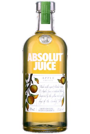 Absolut Juice Apple Edition