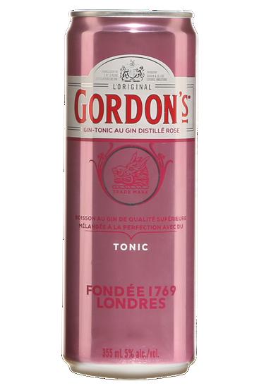 Gordon's Pink Gin et Tonic