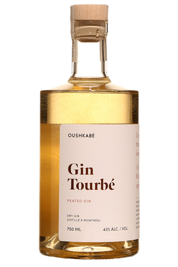 Oushkabé Gin Tourbé