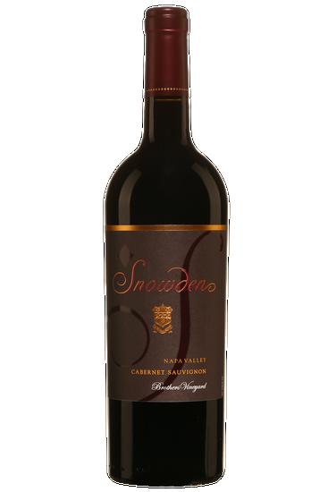 Snowden Brothers Vineyard Napa Valley Cabernet-Sauvignon
