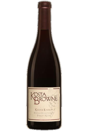 Kosta Browne Keefer Ranch Pinot Noir Russian River Valley