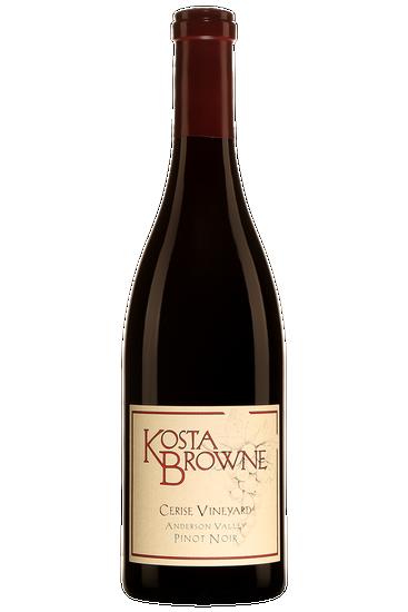 Kosta Browne Cerise Vineyards Pinot Noir Anderson Valley