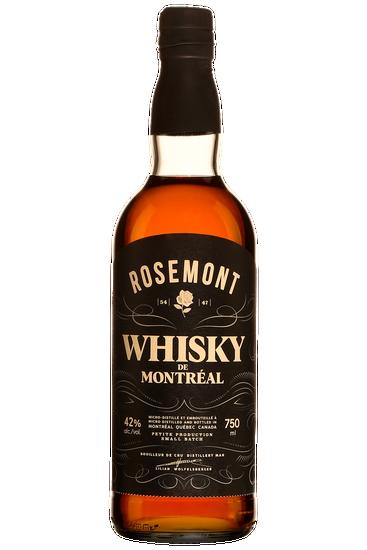 Rosemont Whisky de Montréal