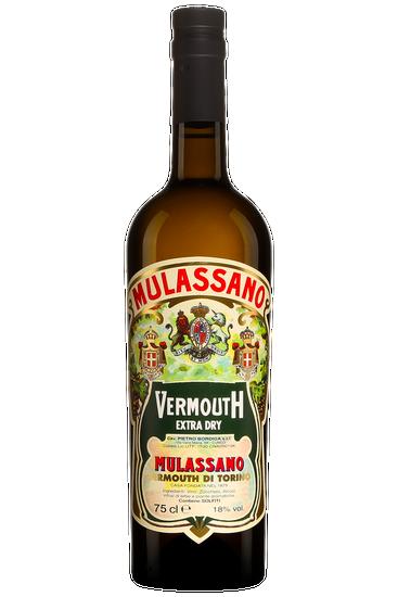 Mulassano Vermouth di Torino Extra Dry