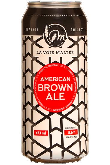 La Voie Maltée American Brown Ale
